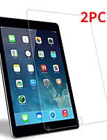 Недорогие -AppleScreen ProtectoriPad 4/3/2 Уровень защиты 9H Защитные пленки для iPad 2 штs Закаленное стекло