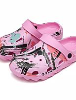 cheap -Boys' / Girls' Comfort EVA(ethylene-vinyl acetate copolymer) / PU Sandals Little Kids(4-7ys) White / Black / Red Summer