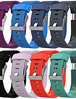 cheap -Watch Band for Fitbit Charge HR Fitbit Sport Band Silicone Wrist Strap