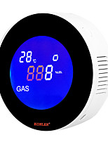 cheap -WIFI Tuya Smart LPG Natural Gas Detector Methane CH4 Leak Alarm LCD Temperature Sensor Digital Kitchen Leakage App Smart Life