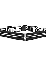 cheap -Running Belt Fanny Pack Belt Pouch / Belt Bag for Running Hiking Outdoor Exercise Traveling Sports Bag Adjustable Waterproof Portable TPU Men's Women's Running Bag Adults