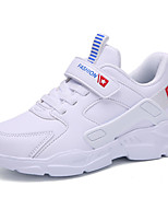 cheap -Boys' Comfort Rubber Trainers / Athletic Shoes Little Kids(4-7ys) / Big Kids(7years +) Running Shoes / Walking Shoes White / Black / Blue Spring / Summer