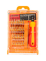 cheap -32 With 1 Screwdriver  Setachable Tool Maintenance Tool Notebook Screwdriver