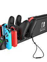 cheap -LITBest PG-9187 Charger Kits For Nintendo Switch Charger Kits ABS 1 pcs unit USB 2.0