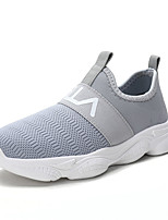 cheap -Boys' Comfort Flyknit Trainers / Athletic Shoes Big Kids(7years +) Running Shoes Black / Dark Blue / Gray Spring / Summer