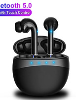cheap -M19 TWS Wireless Bluetooth Earbuds V5.0 Stereo Bass Touch Operation Headset for Smart Phone