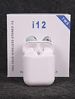 Недорогие -litbest i12 tws правда беспроводные наушники стерео беспроводная связь bluetooth 5.0 с зарядным устройством для микрофона ipx5 водонепроницаемый светодиодный дисплей питания для спортивного фитнеса