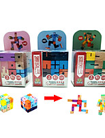 cheap -Speed Cube Set 1 pc Magic Cube IQ Cube Wood Pyramid Alien Megaminx 3*3*3 Magic Cube Puzzle Cube Professional Level Stress and Anxiety Relief Focus Toy Classic & Timeless Kid's Adults' Toy All Gift