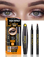 cheap -Mascara Eyebrow Pencil Wet Large Capacity Lifted lashes Beauty Gift Daily Daily Wear Office & Career