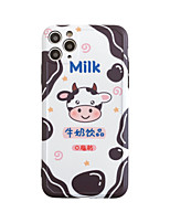 cheap -Case For Apple iPhone 11 / iPhone 11 Pro / iPhone 11 Pro Max Shockproof Back Cover Cartoon PC