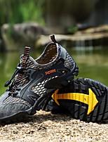 cheap -Men's Summer Outdoor Sandals Mesh Non-slipping Black / Green / Gray