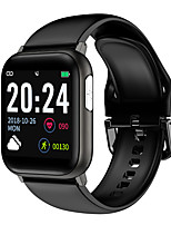 cheap -V6 Unisex Smartwatch Smart Wristbands Android iOS Bluetooth Waterproof Sports Exercise Record Health Care Information ECG+PPG Pedometer Call Reminder Activity Tracker Sleep Tracker