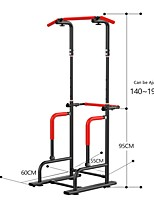 cheap -Steel Single Parallel Bars Home Adults Pull Up Bar Multifunctional Children Adjustable Horizontal Bar Indoor Fitness Equipment