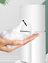 Недорогие -250 мл автоматическая индукционная водонепроницаемая пена датчик жидкости дозатор бесконтактный стиральная машина, дозатор мыла насос usb зарядки