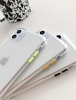 cheap -Case For Apple iPhone 11 / iPhone 11 Pro / iPhone 11 Pro Max Shockproof Back Cover Solid Colored TPU