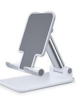 cheap -Portable Aluminum Desktop Phone Holder Folding Telescopic Multi-Angle Adjustable Standfor Tablet Cellphone