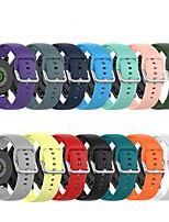 cheap -Watch Band for Vivoactive 3 / Garmin Forerunner245 / Garmin Venu Garmin Sport Band Silicone Wrist Strap
