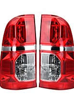 cheap -Car Left/Right Side Tail Light Brake Lamp Red with Harness For Toyota Hilux 2005-2015
