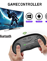 cheap -HODIENG SC-B01 Wireless Joystick Controller Handle For Android / PC / iOS ,  Bluetooth Creative Joystick Controller Handle ABS+PC 1 pcs unit