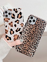 cheap -Case For Apple iPhone 11 / iPhone 11 Pro / iPhone 11 Pro Max IMD / Frosted / Pattern Back Cover Animal TPU