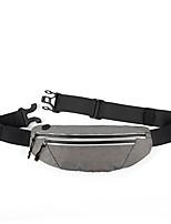 cheap -Running Belt Fanny Pack Belt Pouch / Belt Bag for Running Hiking Outdoor Exercise Traveling Sports Bag Reflective Adjustable Waterproof Bonded Nylon Men's Women's Running Bag Adults