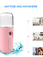 cheap -Dropship USB Nano Mister Air Humidifier Portable Rechargeable Handheld Water Meter Ultrasonic Charging Diffuser Facial Steamer