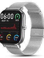 cheap -DT35 Unisex Smartwatch Android iOS Bluetooth Blood Pressure Measurement Health Care Distance Tracking Information Camera Control ECG+PPG Pedometer Call Reminder Activity Tracker Sleep Tracker