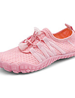 cheap -Boys' / Girls' Comfort Mesh Trainers / Athletic Shoes Little Kids(4-7ys) / Big Kids(7years +) Running Shoes / Walking Shoes Black / Pink / Blue Summer / Fall / Color Block