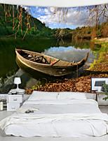 Недорогие -поверхность озера красивые декорации цифровые печатные гобелен декор стены искусство скатерти покрывало одеяло для пикника пляж бросать гобелены красочная спальня зал общежитие гостиная подвесной