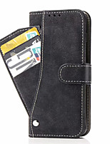 cheap -Flip Cover Leather Wallet Phone Case For Samsung Galaxy S20 Ultra S20 Plus S10 Plus S10e S9 Plus S8 Plus Note 10 Plus Note 9 Note 8 Card Slots Holder Stand Protection Case
