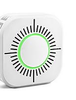 Недорогие -433 МГц беспроводной детектор дыма пожарной сигнализации охранная сигнализация интеллектуальный датчик для домашней автоматизации работает с Sonoff RF мост