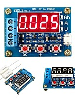cheap -ZB2L3 Li-ion Lithium Lead-acid Battery Capacity Meter Discharge Tester Analyzer
