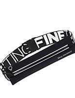 cheap -Running Belt Fanny Pack Belt Pouch / Belt Bag for Running Hiking Outdoor Exercise Traveling Sports Bag Reflective Adjustable Waterproof TPU Men's Women's Running Bag Adults