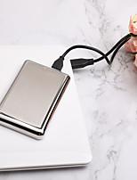 Недорогие -YD0014 2,5-дюймовый USB3,0 до SATA3,0 внешний жесткий диск пластиковый пыленепроницаемый