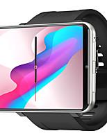 Недорогие -LEMFO LEMT Универсальные Смарт Часы Android iOS Bluetooth Водонепроницаемый Сенсорный экран Пульсомер Видео Медобеспечение ЭКГ + PPG Таймер Педометр Напоминание о звонке Датчик для отслеживания сна