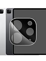 Недорогие -закаленное стекло телефона задняя крышка объектива камеры пленка протектор экрана для Apple Ipad Pro 11 2020 / Ipad Pro 12,9 2020 Смартфон аксессуары