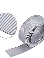 cheap -2Meter 26P/1.0mm PITCH Grey Flat Ribbon Cable 26 Pins Gray  for AWM 2651 Connection