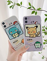 cheap -Case For Apple iPhone 11 / iPhone 11 Pro / iPhone 11 Pro Max Shockproof Back Cover Cartoon TPU