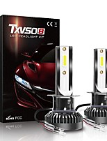 cheap -TXVSO8 G2 COB LED Car Headlights Bulbs H1 H4 H7 H11 9005 9006 9012 Fog Lamps 80W 8000LM 6000K Waterproof