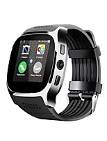 cheap -T8 Unisex Smartwatch Android iOS Bluetooth Touch Screen Heart Rate Monitor Blood Pressure Measurement Sports Health Care ECG+PPG Call Reminder Sleep Tracker Community Share