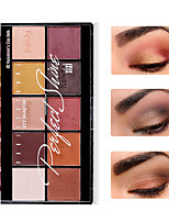 cheap -# Eyeshadow Matte Cosmetic EyeShadow Dressing up Waterproof Multi-function Fashionable Design Durable lasting Palette Waterproof Durable Casual / Daily Daily Makeup Party Makeup Fairy Makeup Cosmetic