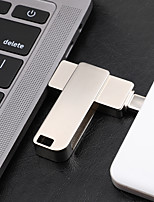 cheap -BUKING USB Flash Drives Dual interface support OTG Water Resistant Android Flash Drive USB 2.0 Creative For Car