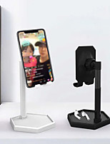 cheap -The new desktop mobile phone holder is a creative mobile phone holder suitable for mobile phone tablet iphone ipad with mirror makeup bracket