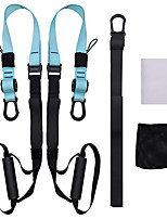 cheap -Suspension Trainer Basic Kit Sports ABS Alloy Exercise & Fitness Gym Workout Portable Adjustable Durable Leg Shaping Full Body Strength For Men Women