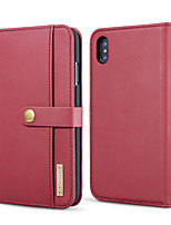 cheap -Case For Apple iPhone 11 / iPhone 11 Pro / iPhone 11 Pro Max Pattern Full Body Cases Word / Phrase / Scenery PU Leather / TPU