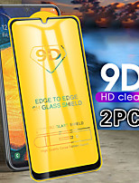 cheap -9D Curved Edge Full Cove For Samsung Galaxy A50 A40 A30 A70 A10 Tempered Glass Screen Protector