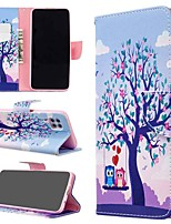 cheap -Case For Huawei P40 Lite/P30 Pro/ Honor 9X Pro Wallet / Card Holder / with Stand Full Body Cases Flower PU Leather For Mate 30 Lite/Honor 8A/10 Lite/P20 Lite 2019/P Smart Plus/Y6 2019