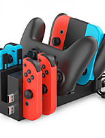 cheap -bestand C5 Charger For Nintendo Switch ,  Charger ABS 1 pcs unit
