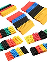 cheap -328Pcs Assorted Polyolefin Heat Shrink Tubing Tube Cable Sle