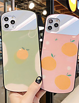 cheap -Case For Apple iPhone 11 / iPhone 11 Pro / iPhone 11 Pro Max Shockproof Back Cover Food TPU